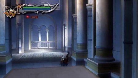 PS3战神2泰坦难度中文正常流程第1期