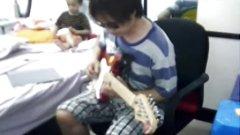 【等你爱我】电吉他 琴放