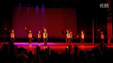 順德一中2013年十佳歌手大賽街舞社表演After Working