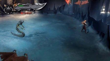 PS3战神2泰坦难度中文正常流程第2期
