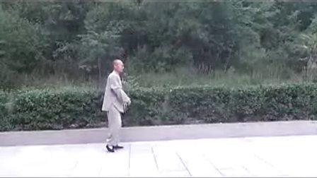 李占英9-14十字手杨式太极拳85式(精讲四)