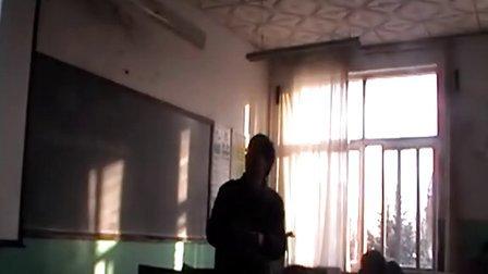 临朐县沂山镇蒋峪初中林立春《气温》教学视频