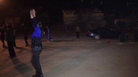 乳山市夏村镇凤凰广场舞——第二套佳木斯快乐舞步健身操