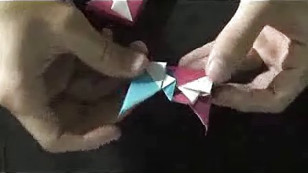 【折纸教程】之 纸盒折法 标清