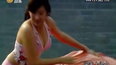 马丽、徐佳韵 山东卫视闯关上梁山111019