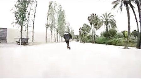 宝狮莱宣传片 刷街 平花 极限轮滑 速度轮滑