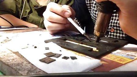 手机维修培训学校 手机维修培训 苹果搬班视频 苹果三星维修培训