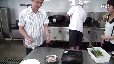 温州市第二外国语学校实践活动——学做菜