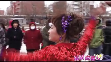 雨润炫舞心广场舞大赛沈北新区虎石台街道南一社区舞蹈队
