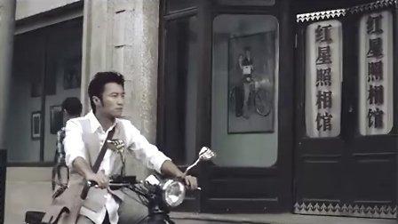 谢霆锋凤凰自行车广告