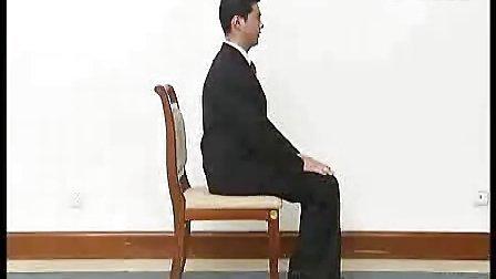视频酒店仪态礼仪培训光碟