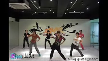 INSPACE舞蹈工作室—LISA老师—Big Fat Bass