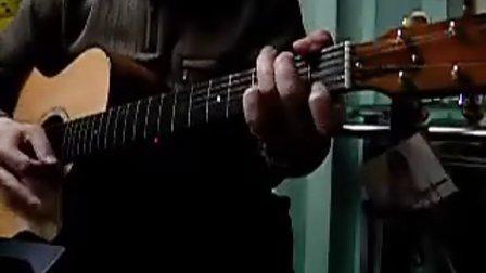 YUI cover My friend guitar ouji0326