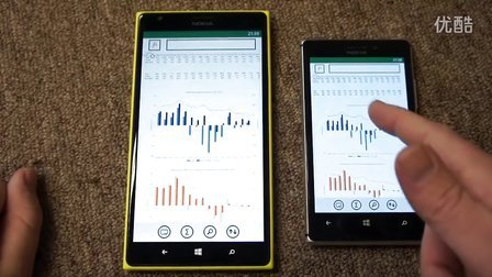 Nokia Lumia 1520 vs 925 - 1080p screen vs 768p screen (HD)
