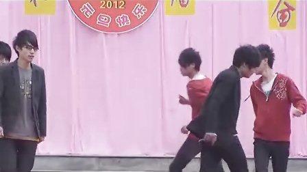 巴州区鼎山中学2012元旦文艺汇演 3