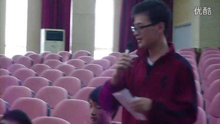 """苏州外国语学校高一1班 """"理想""""主题班会【追·梦】"""