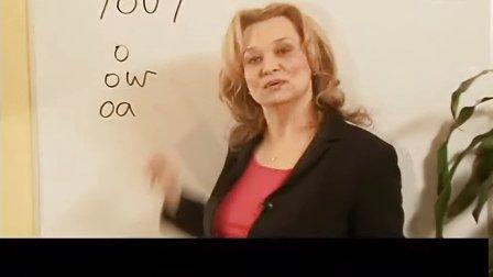美语发音规律与技巧 元音字母发音 DVD1_07