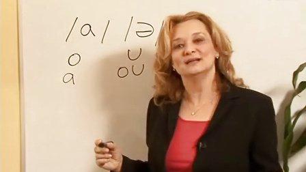 美语发音规律与技巧 元音字母发音 DVD1_03