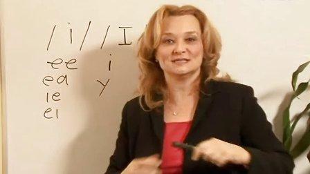 美语发音规律与技巧 元音字母发音 DVD1_02