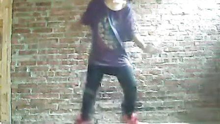 poppin阿才街舞巨星舞曲