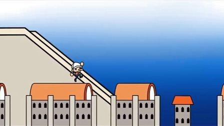 Wii《大家的节奏天国》Remix关卡10(最终关) 海贼王同人化