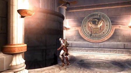 PS3战神2泰坦难度中文正常流程第6期