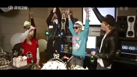 G-Dragon 最受欢迎国际艺人 青春的选择2013年度盛典 131130