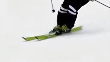 美国经典双板滑雪教程《Learn To Ski》第六集【从蓝道到黑道】