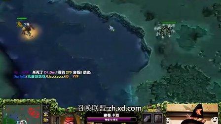 【Mirana解说】[杀戮盛宴]IG黑店大战26杀超神火猫