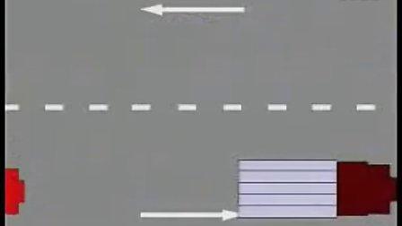 -www.hbjaw.com河北版教案网编辑--小学生安全教育动画片--交通安全常识