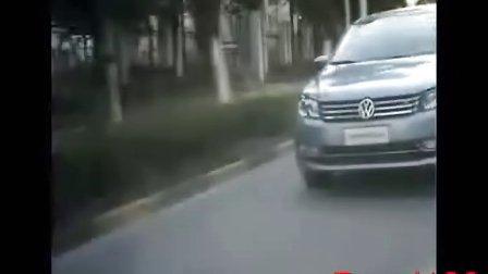 2011款上海大众全新帕萨特V6原创宣传片