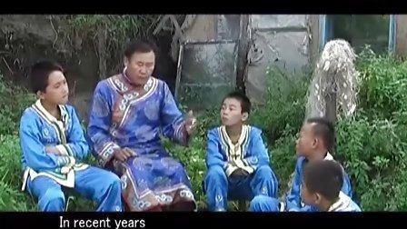 教科文组织非物质文化遗产:中国赫哲族伊玛堪说唱
