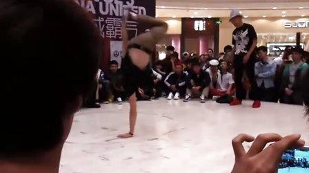 泉城霸气 - 济南万达广场街舞street dance battle