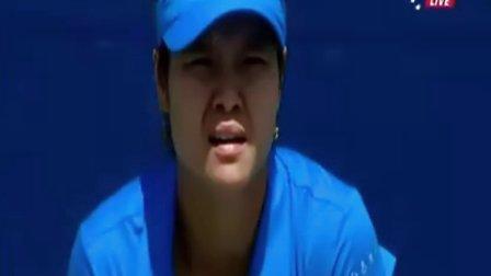 2011罗杰斯杯 李娜VS斯托瑟第二盘【五星体育网】更多网球直播视频