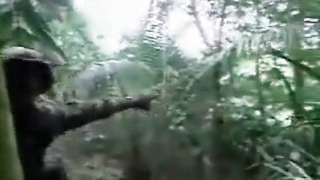 美国海豹突击队丛林训练(1)