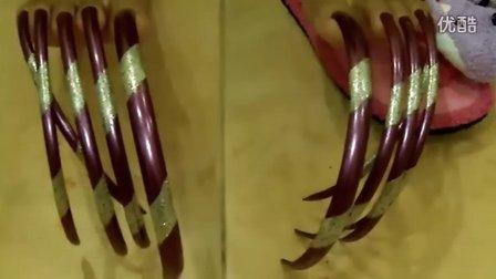 超长脚指甲