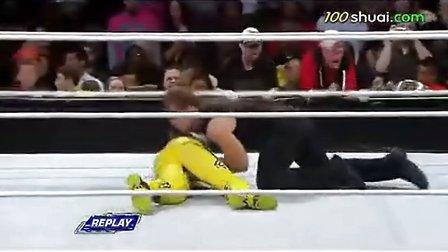 wwe2013年12月10日 视频: WWE RAW 2013年12月10日 中文