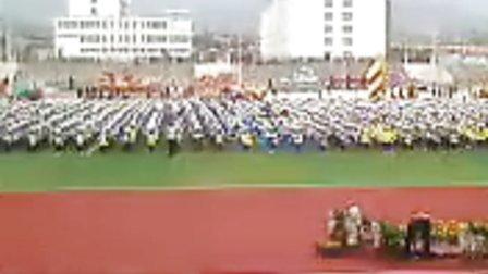 积石山保安族东乡族撒拉族自治县成立30周年花絮