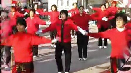 锦州市宜州金三角广场舞 尕撒拉