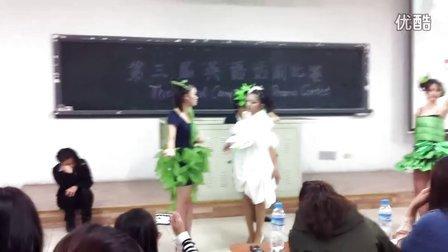 厦门大学嘉庚学院英语系10级话剧《夜莺与玫瑰》