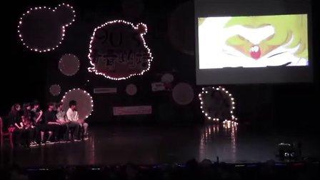 2011广州大学新闻与传播学院&人文学院文艺晚会节目之《梦回童年》