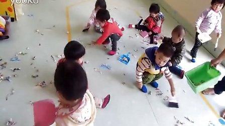 精婴教育——A班公开课扫地