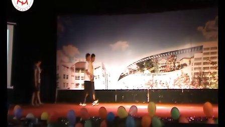 山东科技大学济南校区2011心理剧