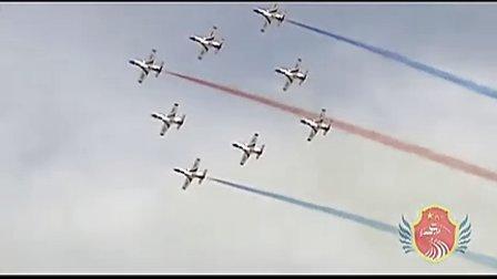 空军红鹰飞行表演队