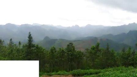 富宁县田蓬镇梨树坪村风景