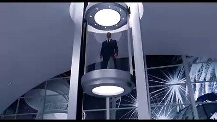 黑衣人 3 官方预告片 北美2012、05.25上映 MIB 3 威尔史密斯