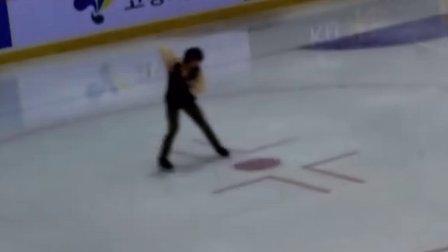 080111李东勋-韩国花样滑冰综合锦标赛