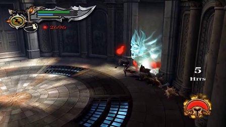 PS3战神2泰坦难度中文正常流程第10期