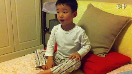3岁的洋洋给你讲东郭先生和狼的故事