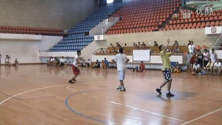 篮球c级教练员-陈华——2011年浙江省大中学校C级篮球教练员培训班视频